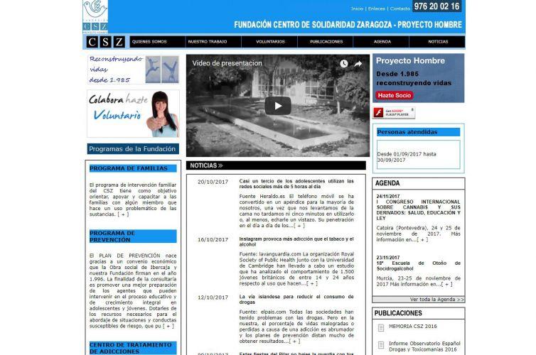 CENTRO DE SOLIDARIDAD ZARAGOZA