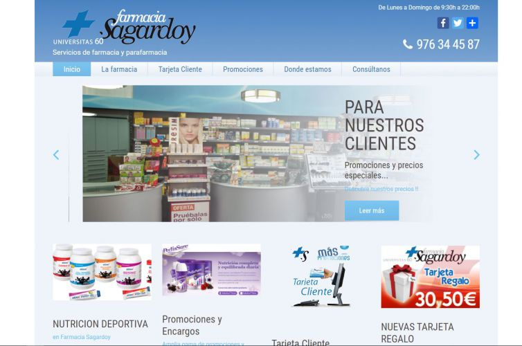 FARMACIA SAGARDOY
